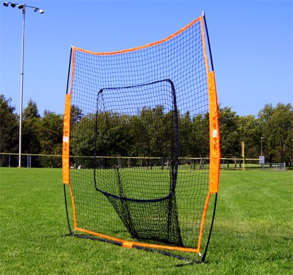 BowNet Baseball / Softball Big Mouth Portable Net - BOW-BM