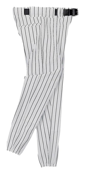 Martin Baseball Pro Belt Looped Pinstripe Pants