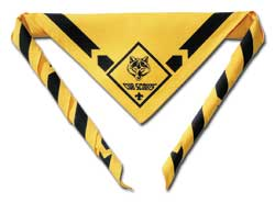 Wolf Cub Neckerchief